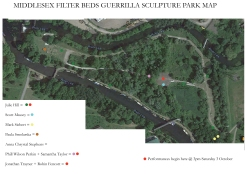 Middlesex Guerrilla Sculpture Park (plotted)