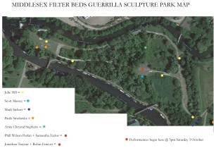 Middlesex Guerrilla Sculpture Park